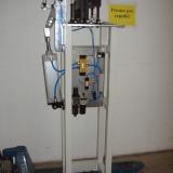 Jednoúčelový stroj - Stříhací celek